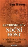 Arcibiskupův noční host - obálka
