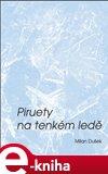 Piruety na tenkém ledě - obálka