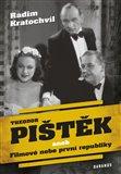 Theodor Pištěk aneb Filmové nebe první republiky - obálka