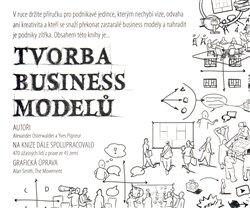 Business Model Generation česky jako Tvorba business modelů.