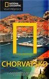 Chorvatsko (Velký průvodce National Geographic) - obálka