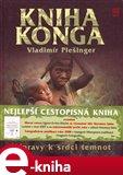 Kniha Konga - obálka