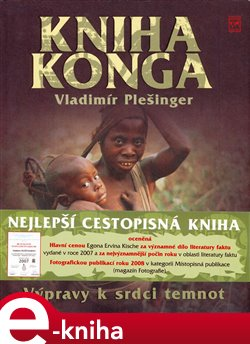 Obálka titulu Kniha Konga