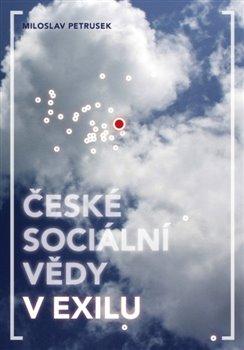 Obálka titulu České sociální vědy v exilu
