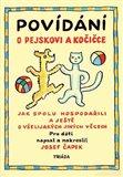 Povídání o pejskovi a kočičce (Jak spolu hospodařili a ještě o všelijakých jiných věcech) - obálka