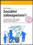 Sociální zabezpečení I - obálka