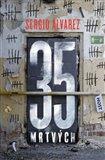 35 mrtvých (Bazar - Mírně mechanicky poškozené) - obálka