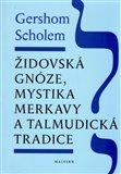 Židovská gnóze, mystika merkavy a talmudická tradice - obálka
