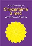 Chryzantéma a meč - obálka
