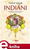 Tvořivé nápady Indiáni - obálka