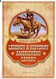 Legendy a historky amerického západu - obálka