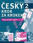 Česky krok za krokem 2 (Pracovní sešit: Lekce 1–10) - obálka