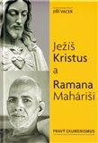 Ježíš Kristus a Ramana Maháriši - obálka