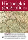 Historick&#225; geografie 38/1