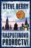 Rasputinovo proroctví - obálka