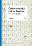 Československý exil ve Švédsku v letech 1945- 1989 - obálka