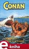 Conan a tajemství mořských ďáblů - obálka