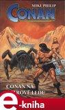 Conan na ostrově ledu - obálka