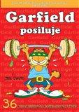 Garfield posiluje - obálka