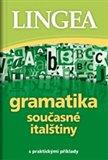 Gramatika současné italštiny - obálka