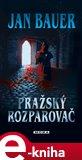 Pražský rozparovač - obálka
