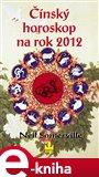 Čínský horoskop na rok 2012 - obálka