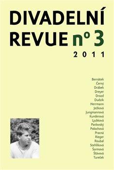 Obálka titulu Divadelní revue 3/2011
