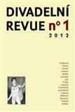 Divadelní revue 1/2012 - obálka