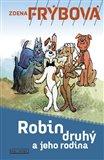 Robin Druhý a jeho rodina - obálka