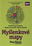 Myšlenkové mapy (Probuďte svou kreativitu, zlepšete svou paměť, změňte svůj život!) - obálka