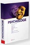 Psychologie - obálka