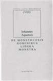 De monstruosis hominibus/Lidská monstra (Vocabularius dictus Lactifer IV./Vokabulář dictus Lactifer IV.) - obálka