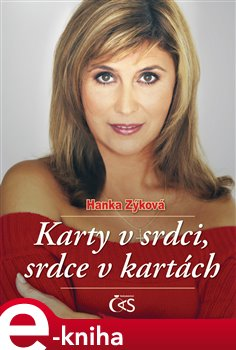 Oblka titulu Karty v srdci, srdce v kart&#225;ch