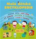 Malá dětská encyklopedie - obálka