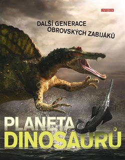 Oblka titulu Planeta dinosaur