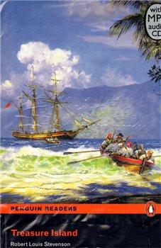 Treasure island + CD audio Pack - Robert Louis Stevenson