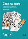 Čeština extra (Průvodce českou gramatikou A1 – 3 CD) - obálka