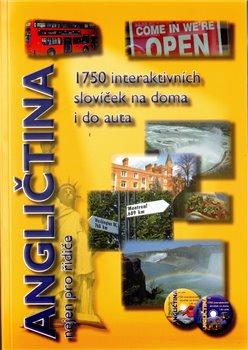 Angličtina nejen pro řidiče. 1750 interaktivních slovíček na doma i do auta + 2 CD - Štěpánka Pařízková
