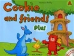 Cookie and Friends A. Plus Clasbook with Songs and Stories CD Pack - V. Reilly
