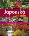 Japonská zahrada - obálka