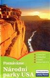 Národní parky USA (Lonely Planet) - obálka