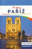 Paříž do kapsy (Lonely Planet) - obálka