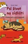 Obálka knihy Psí život na sídlišti