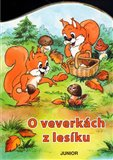 O veverkách z lesíku - obálka