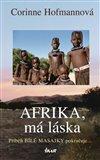 Afrika, má láska - obálka