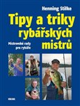 Tipy a triky rybářských mistrů - obálka
