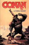 Obálka knihy Conan a údolí bohů