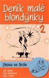 Deník malé blondýnky (Znova ve škole) - obálka