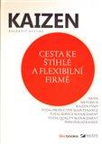 Kaizen (Cesta ke štíhlé a flexibilní firmě) - obálka