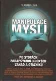 Manipulace mysli - obálka